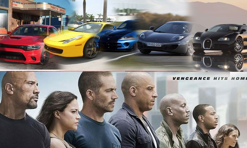 See what cars were use in the movie