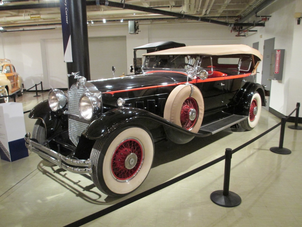 Packard (1899-1953) Information Top 5 Dead American Automaker