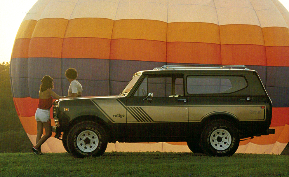 International Harvester 1980 Scout Information Top 5 Dead American Automakers