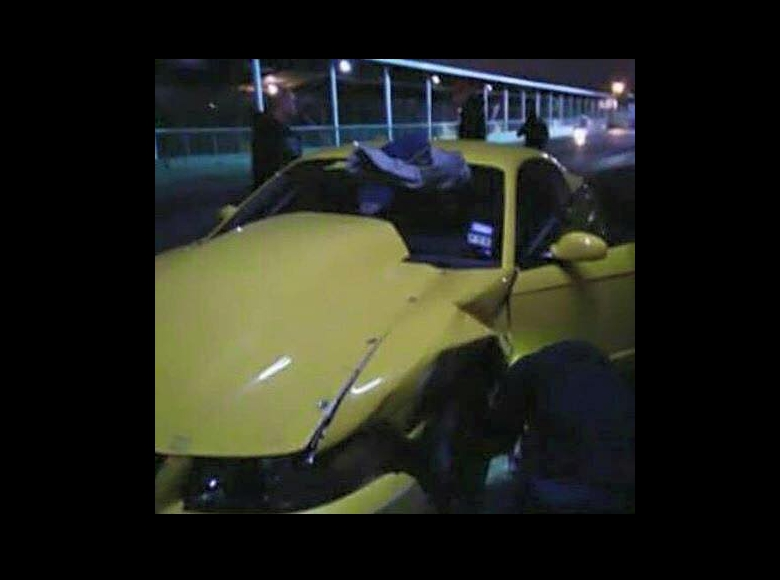 Street Outlaw's BoostedGT crashed his car Oct 25th.