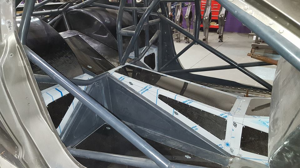 Building A Race Car Chassis