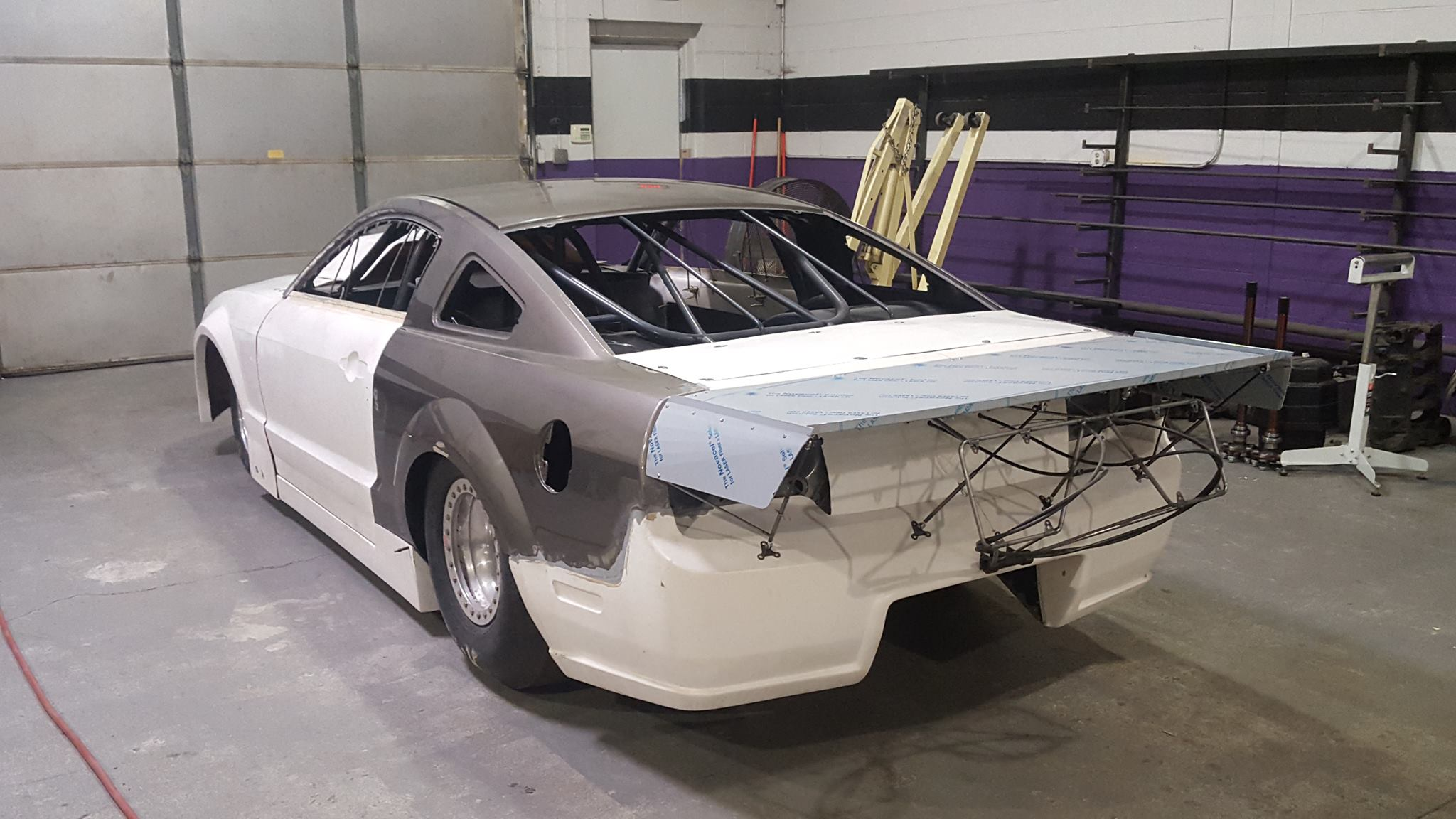 Street Outlaws Boosted Gt New Car