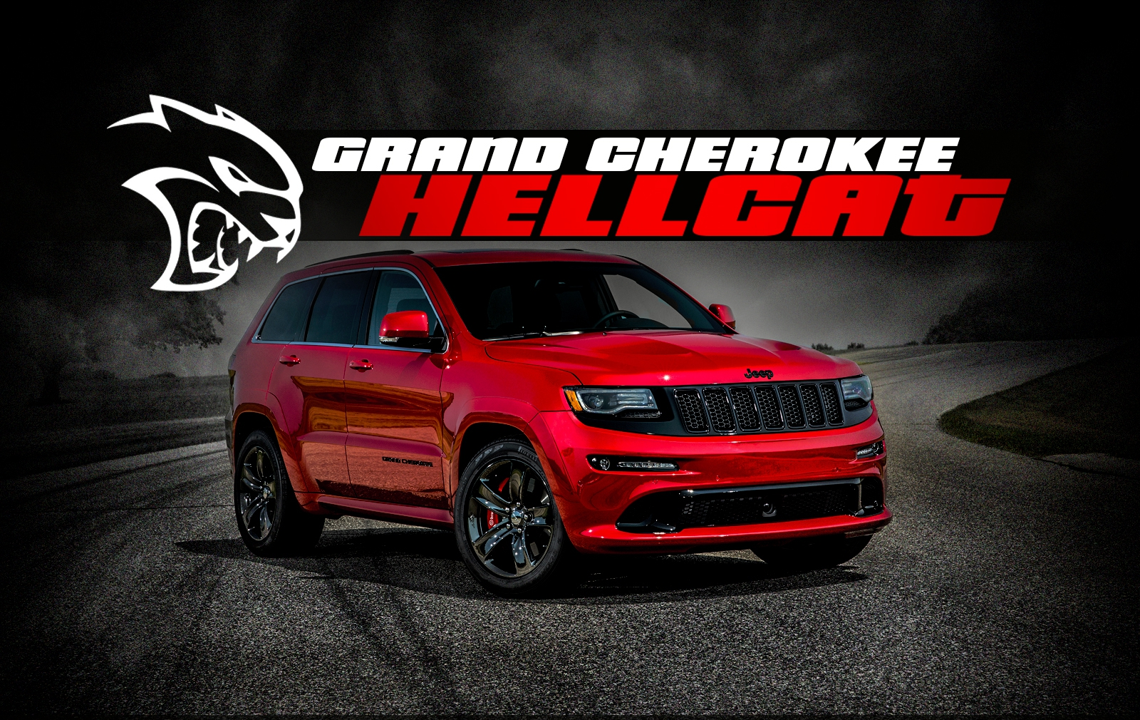 2017 Grand Cherokee Hellcat Officially Confirmed By Jeep Ceo