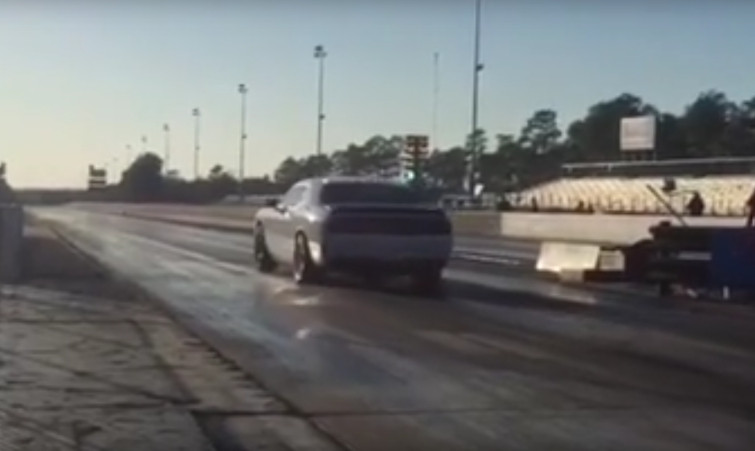 World's Fastest Manual Hellcat Challenger