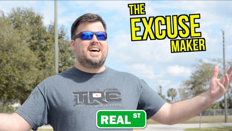 Drag Racers Excuses 101 Video
