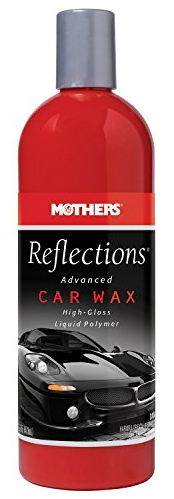 Mothers Reflections Car Wax