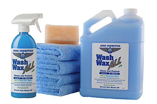 Waterless Wash Wax