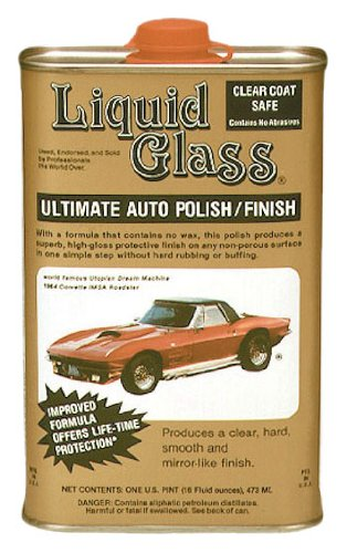Liquid Glass Auto Polish