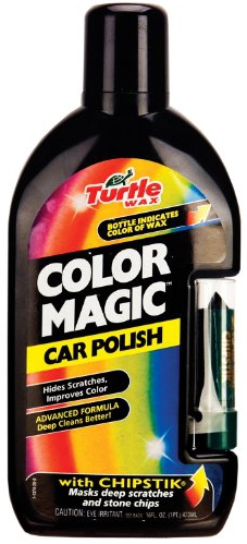 Turtle Wax Color Magic Car Polish Black