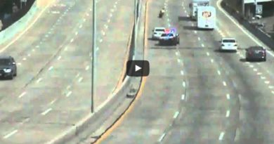 Cop Car Crash Police Chase Video