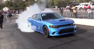 1000hp 9 second Hellcat Charger