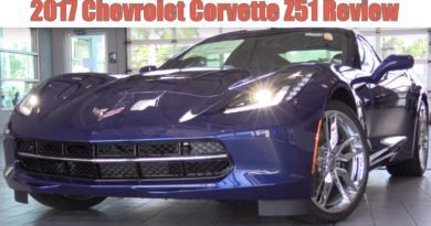 2017 Chevrolet Corvette Z51 Review