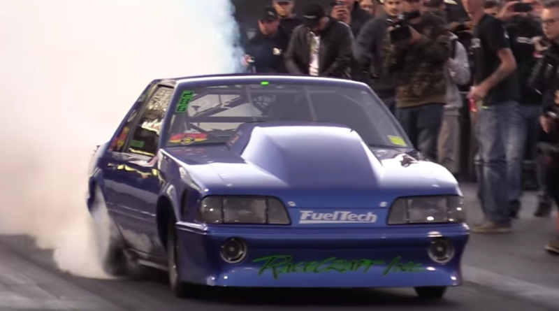 The Fastest Quarter Mile Drag Radial Car IN THE WORLD! | Epic Speed