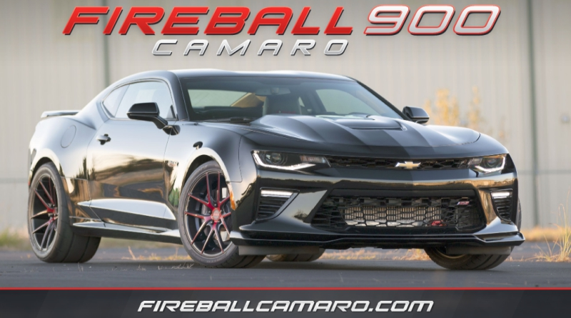 990 Hp Camaro S From Select Dealers Unveiled At Sema