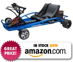 Razor Force Drifter Electric Go Kart