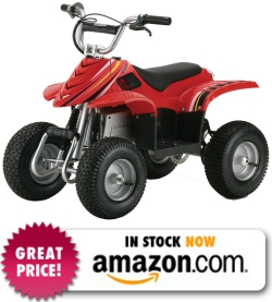 Razor Dirt Quad 4 Wheeler Electric Go Kart