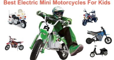 Top rated Electric Powered Motorcycles for kids