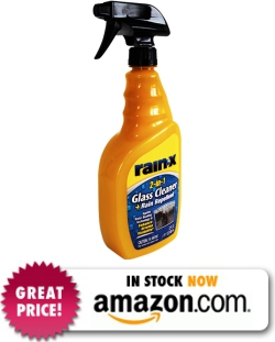 rain-x 5071268 2-in-1 glass cleaner and rain repellent