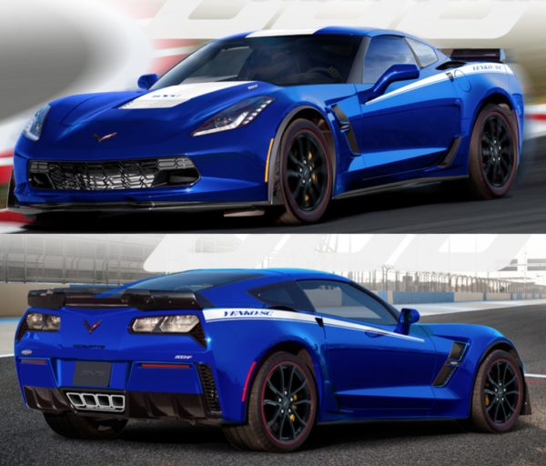 2017 Yenko/SC 800HP Corvette Grand Sport Specs