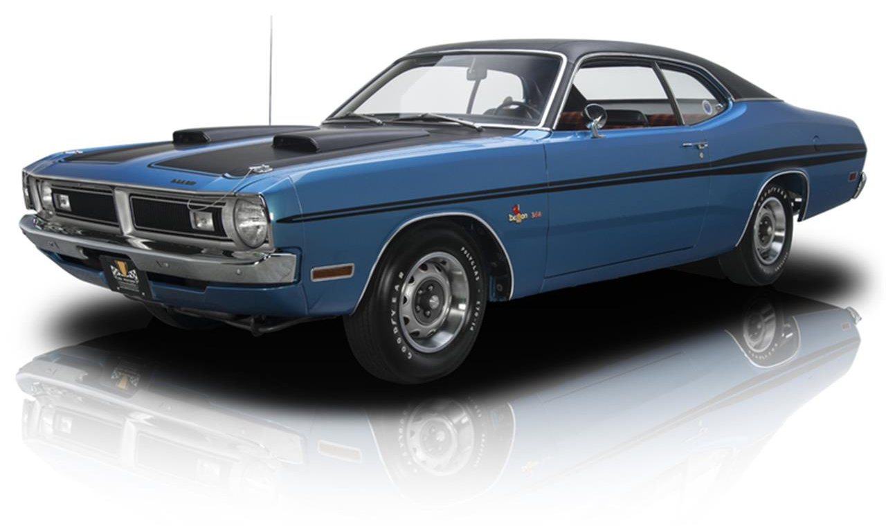 Original 1971 Dodge Dart Demon