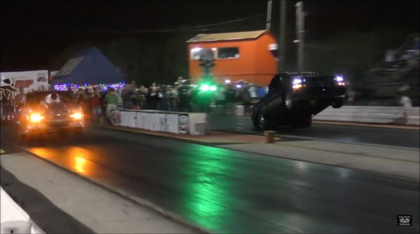 Best No Prep Drag Racing Wheelies of the year!