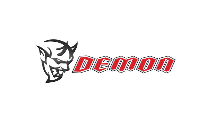 2018 Challenger SRT Demon Logo