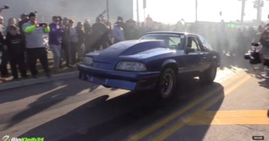 100s of Street Racers = Chaos in Philly Streets!