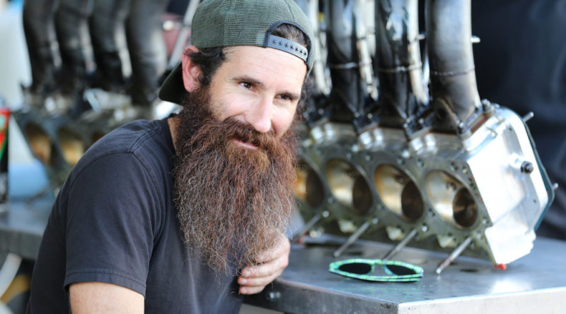 What next for aaron kaufman after gas monkey garage epic speed