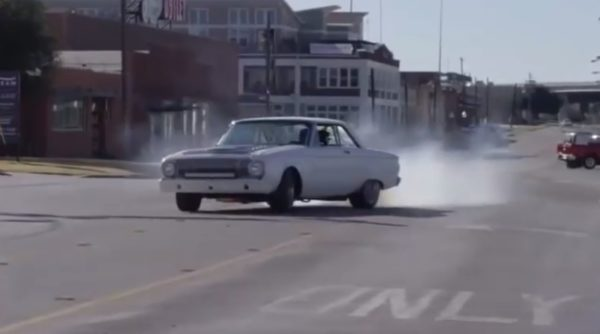 Aaron Kaufman Ford Falcon Valentines Day Police Chase