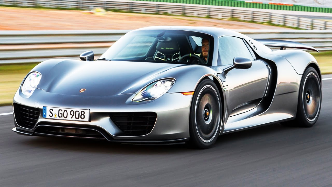 2017\'s Worlds Fastest Production Cars 0-60 MPH | Epic Speed