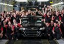 The Last Chevy SS rolls out of Holden plant today!