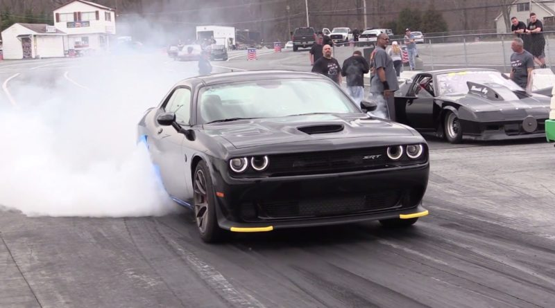9 Second Hellcat Pushes the Limits too Hard!