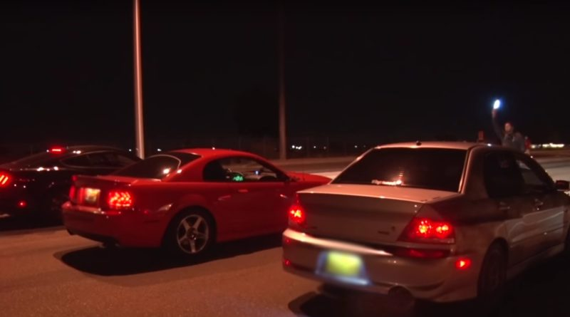 180mph New Mexico Street Racing with Fights