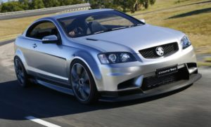 Holden Coupe 60 Concept Car