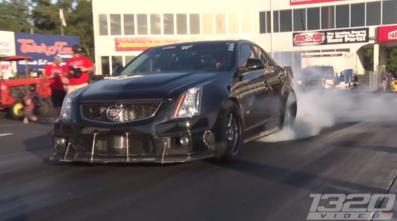 1700hp CTS-V Breaks WORLD RECORD!