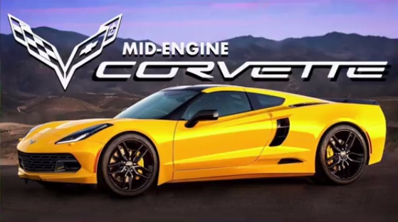 2019 Mid Engine Corvette