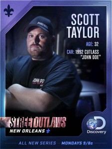 Scott Taylor Street Outlaws