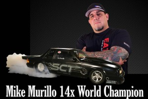Mike Murrillo 14x Champ
