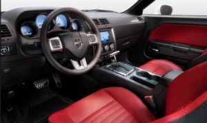Inside the 2017 Dodge Barracuda Concept