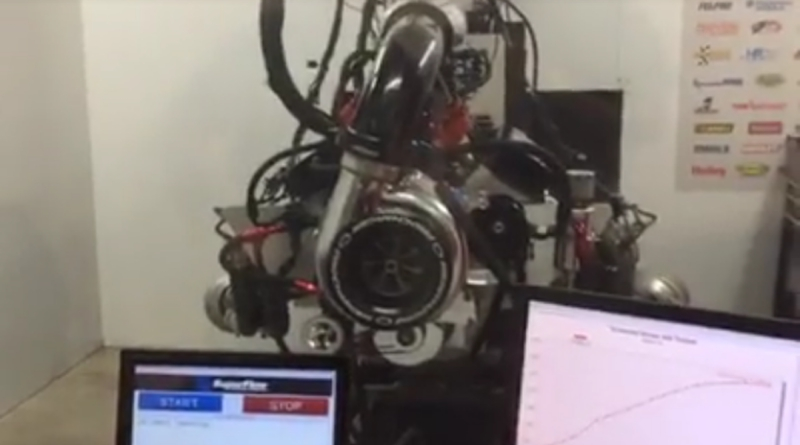 Daddy Dave's New Goliath Motor Makes 2,269hp!   Epic Speed