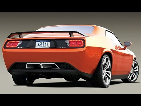 No Official Announcements From Fiat Chrysler Automolbiles Have Been Made Regarding The New Dodge Plymouth Barracuda